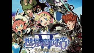 Etrian Odyssey V - Music: Battlefield - Life or Death Struggle to Seize the Future