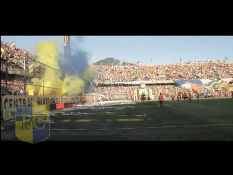 """""""Recibimiento vs Independiente por la  9 na fecha"""" Barra: Los Guerreros • Club: Rosario Central"""