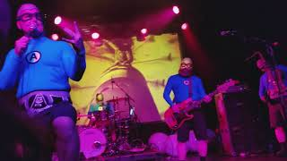 The Aquabats! - Chemical Bomb - Live at The Showbox in Seattle 10/19/2017