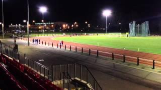 Training session at Basildon Sporting Village