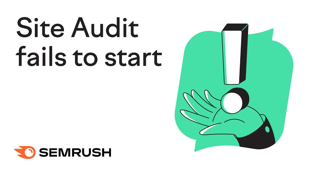 Troubleshooting Site Audit image 1