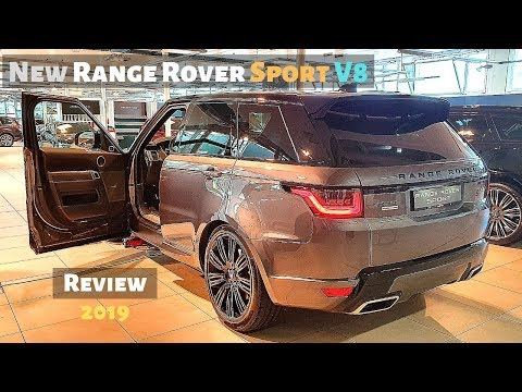 New Range Rover Sport V8 2019 Review Interior Exterior