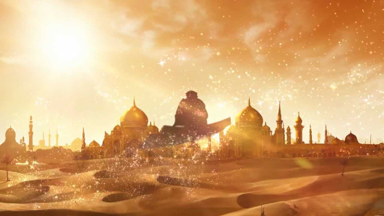 Aladdin's Legacy från Amaya Gaming