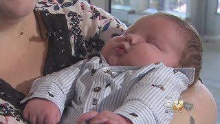 North Texas Couple Welcomes 15-Pound Baby!