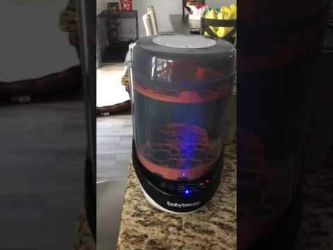 Baby Brezza Automatic 4-in-1 Baby Bottle Washer Honest Review