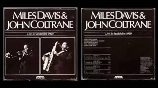 Gambar cover Miles Davis & John Coltrane: Rare Live Full Album