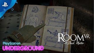 The Room VR: A Dark Matter - PS VR Gameplay   PlayStation Underground