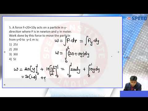 NEET UG 2019 Answer Discussion – Physics By SPEED