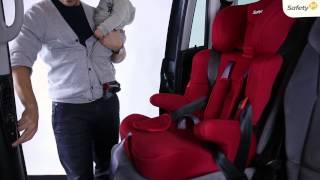 Siège auto Ever Safe Groupe 1/2/3 collection 2015 - Safety 1st - Berceaumagique.com