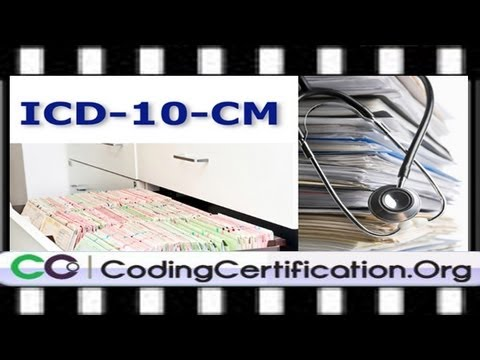 ICD-10 Training | ICD-10-CM Course Notes - YouTube