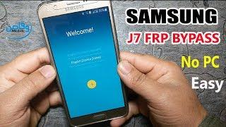 SAMSUNG Galaxy J7 Perx FRP/Google Lock Bypass Android 8 1 0 U5/BIT5