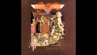 1975 Aerosmith Toys In The Attic 8. Round And Round