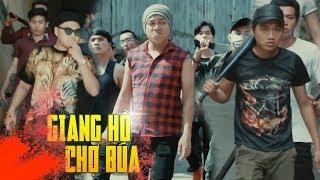 Phim Hài Ngắn 2018   Giang Hồ Chợ Búa - Xuân Nghị, Thanh Tân, Duy Phước - Hài Việt Tuyển Chọn