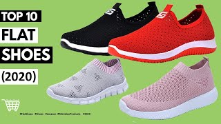 Flat Shoes - Top 10 Flat Ladies Shoes For Women (2020)