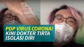 MENGEJUTKAN! dr. Tirta Berstatus PDP Covid-19, Ia Memberi Pesan untuk Kita Semua | lifestyleOne