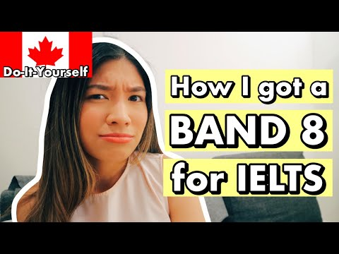 HOW I GOT A CLB 8 IN MY IELTS EXAM | Tips to Improve Your ...
