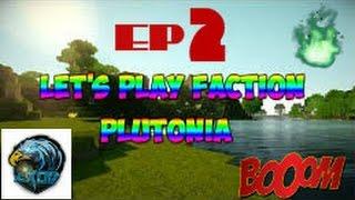 [PLUTONIA]Let'sPlay Ep2:blabla et pvp;)