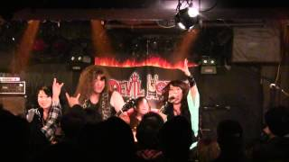 Night People (DIO tribute) / DEVIL HORNS 2014.02.08