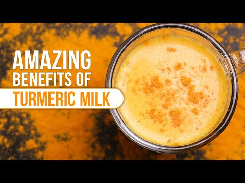 Drink Turmeric Milk Every Day This Is What Happens To Your Body | Healthfolks