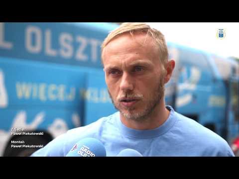 Lech przed meczem ŁKS Łódź - Stomil Olsztyn