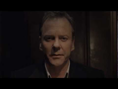 24 SEASON 8 Confession Series Jack Bauer Trailer Movie Official HD 2012