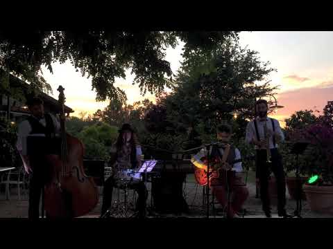 Tea For Three Swing Band Vintage Jazz-Swing Band Firenze musiqua.it