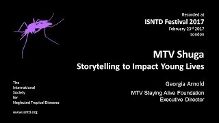 Georgia Arnold (MTV Staying Alive Foundation): Storytelling to Impact Young Lives