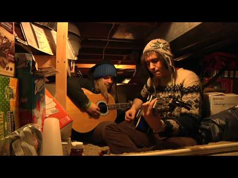 "JellyBones - ""Gettin By"" attic session"