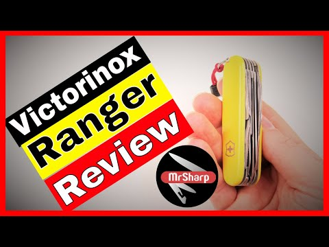 Victorinox Ranger Plus (Camping) | Swiss army knife review