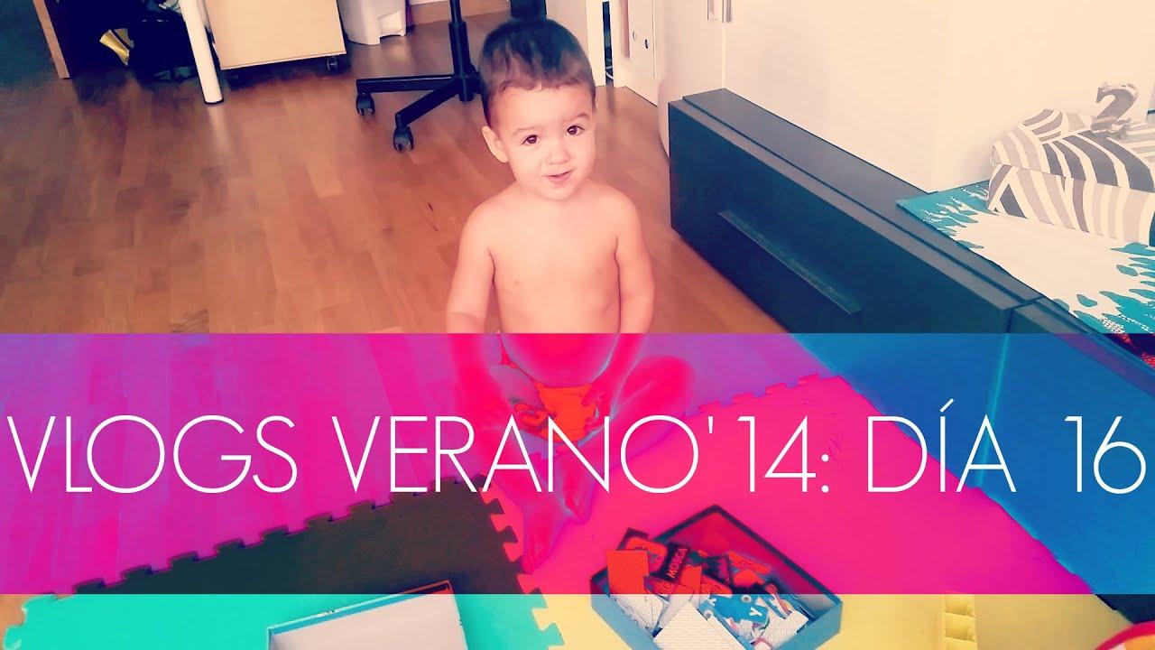 Aprendemos las letras (VLOGS DIARIOS Verano'14) Día 16