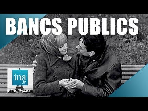 1964 : Les amoureux des bancs publics | Archive INA