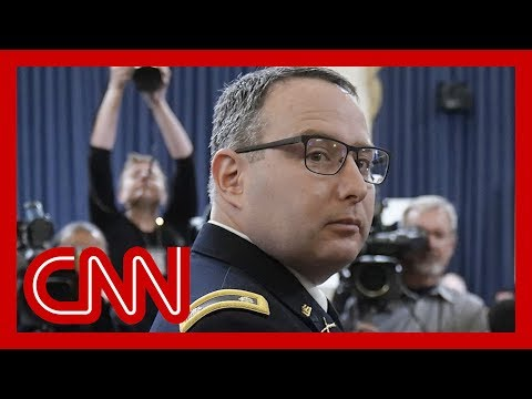 Lemon: Vindman, not Trump, devoted life to duty and honor