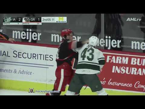 Gregor MacLeod vs. Connor Dewar