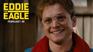 Trailer of Eddie the Eagle (2016)