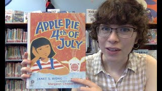 Virtual Story Time with Miss Abbey – Apple Pie 4th of July