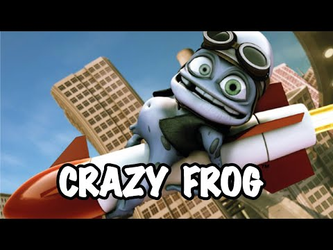 Crazy Frog - Axel F video