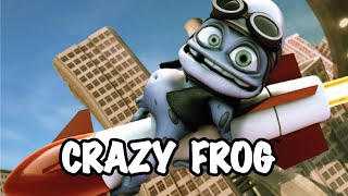 YouTube video E-card Music video by Crazy Frog performing Axel F C 2005 Mach 1 Records GmbH under exclusive license
