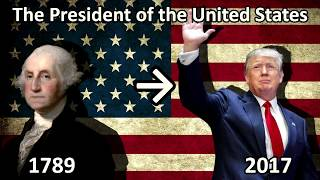 All The Presidents Of The United States(From George Washington To Donald Trump)