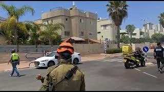 2 mrtví a 1 těžce zraněný v Aškelonu, 11 zraněných v Ašdodu