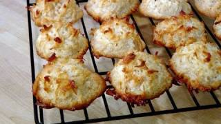 How To Make Coconut Macaroons - Recipe By Laura Vitale - Laura In The Kitchen Episode 77