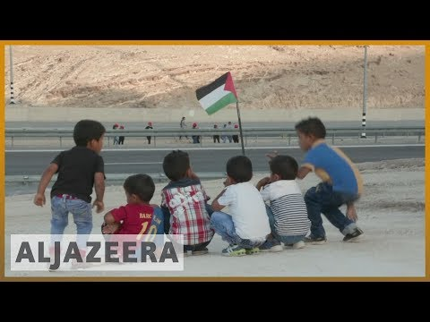 Palestinian school starts early to avoid Israeli demolition | Al Jazeera English