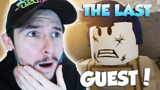 The Last Guest - A Sad Roblox Movie (Reaction) *I CRIED*