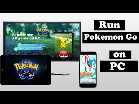 How to play pokemon go in pc without bluestack|||super easy