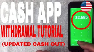 ✅  How To Cash Out Withdrawal Cash App Balance (Updated) 🔴