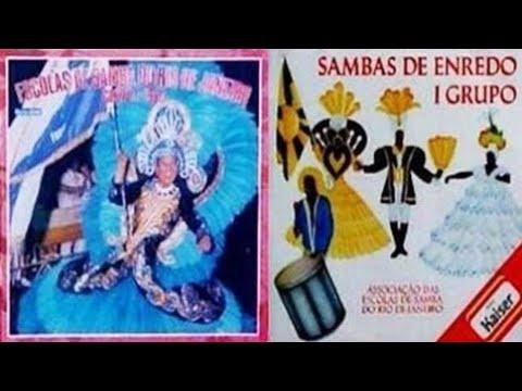 Música Samba Enredo 1991 - De Geração a Geração Nas Asas da Tradição