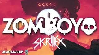 Skrillex x Zomboy - Terror Brostep x Born To Survive Ft. rx Soul (Adair Mashup🔥)