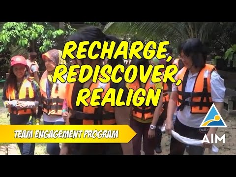 Recharge, Rediscover, Realign