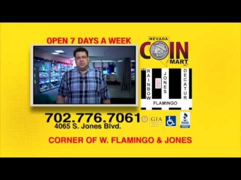 Stuff and Junk Equals Cash! Nevada Coin Mart - Las Vegas Free Standing Store - June 2016