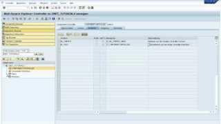 Build a Simple Web Dynpro ABAP Application, Navigation (PART 1)