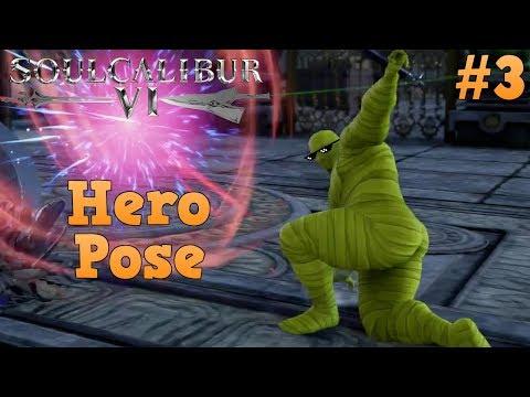 Soul Calibur 6 : Mission Libra of Souls Mode Part 4 - The